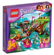 41121 LEGO Friends - Abenteuercamp Rafting -