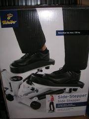 Stepper einmal benutzt wegen körperlicher