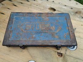 Alte STUBAI Metallbox