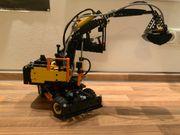 Lego Technic Set 42053 Volvo