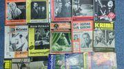 Krimi-Romane ab 50er Jahre 15