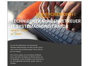 Technischer Kundenbetreuer IT-Systemadministrator m w