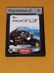 PS2 Spiel Moto GP3