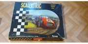 scalextric 60er Jahre Autorennbahn