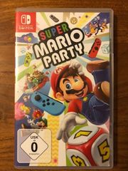 Nintendo Switch Spiel Mario Party