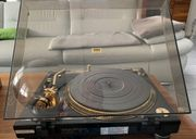 Technics SL 1200 LTD Gold