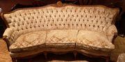 Chippendale Sofa Sessel Set