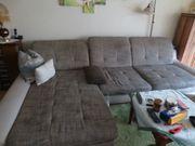 3-sitzer Sofa mit Ottomane