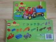 LEGO Duplo Traktor Bauernhof Neuwertig