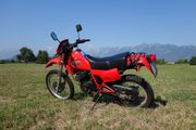 Honda XL 500 R Enduro