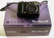 Canon PowerShot G9 zu verkaufen