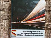 Set Fachbücher Bildbände - Deutsche Eisenbahn