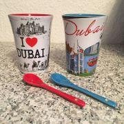 I Love Dubai Kaffeetasse und