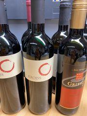 Rotwein 8 Flaschen Neu
