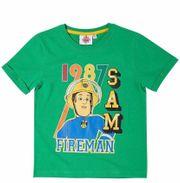 Feuerwehrmann Sam T-Shirt NEU