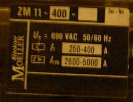 Bild 4 - Leistungsschalter Klöckner Moeller NZM11-400 mit - Sinsheim