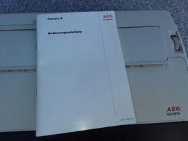Elektrische Schreibmaschine AEG Olympia Carrera: Kleinanzeigen aus Herzogenaurach - Rubrik Büromaschinen, Bürogeräte