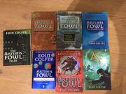 Artemis Fowl Bücher 1-6 in