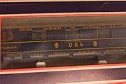 Lima H0 Schlafwagen blau DSG