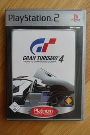 Gran Turismo 4 Playstation 2