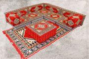 Orientalische Sitzecke Sark Kösesi 13-tlg