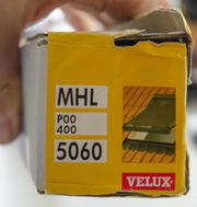 Velux Sonnenschultzrollo MHL PK00 5060