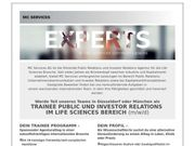 Trainee Public und Investor Relations