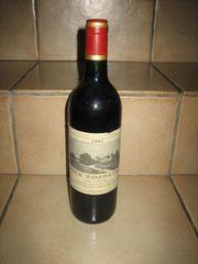 Alte Weine günstig abzugeben