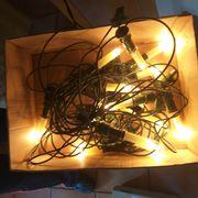 2 x Christbaum Beleuchtung Outdoorbeleuchtung