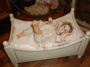 Rar Antike Puppe aus Porzellan