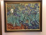 Gemälde van Gogh Iris - Dietz