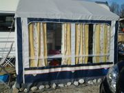 Camping Wintervorzelt