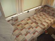Sitzpolster aus Bürstner Wohnmobil