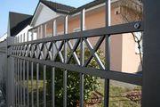 Metallzaun Schmiedezaun Gartenzaun Tore verschiedener