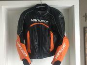Vanucci Motorrad Lederjacke