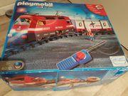 Playmobil TC-Güterzug m Licht und