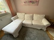 Sofa Couch IKEA Ektorp weiß