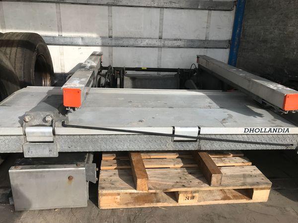 Ladebordwand Dhollandia 2000 kg Tragkraft