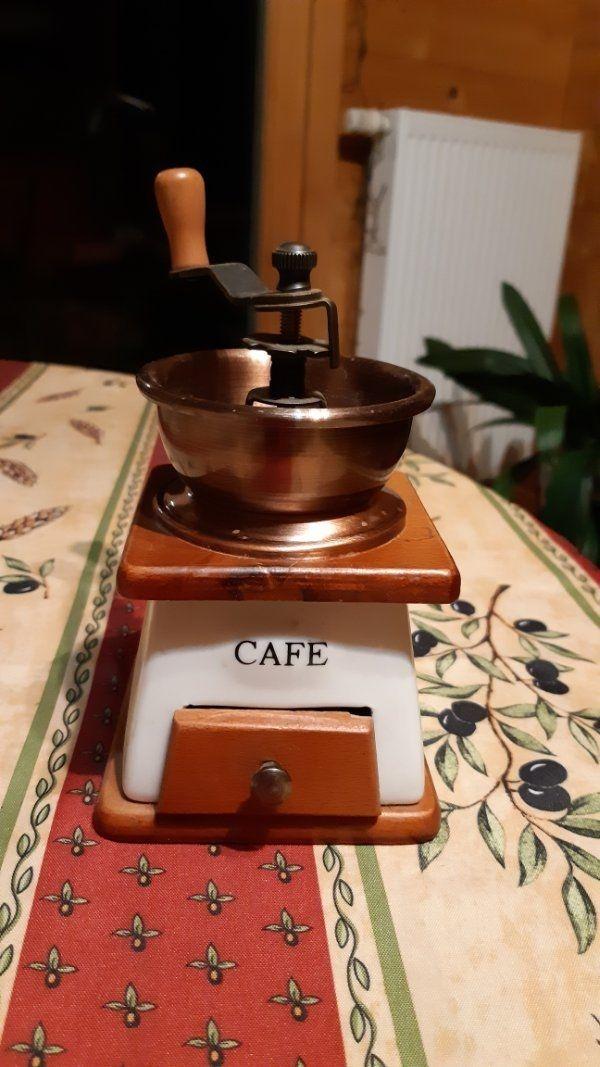 Kaffeemühle zur Deko