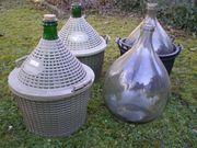Glasballon für Schnaps oder Wein