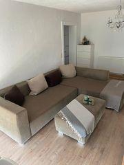 Zeitlose große Couchgarnitur 150Euro