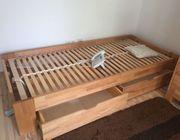 möbelum naturholzmöbel Bett