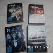 DVD Fringe Staffel 1-4