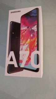 Samsung A70 Black Edition mit