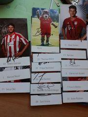 FC Bayern München Autogramme