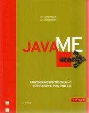 Fachbuch Java ME - Anwendungsentwicklung für