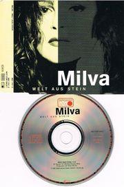 PROMO CD - Milva - Welt aus