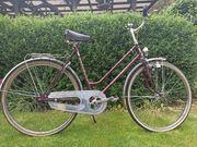 GUDEREIT Damen Fahrrad 28