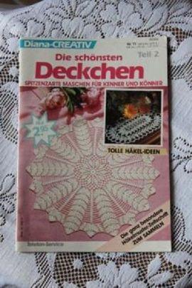 Fach- und Sachliteratur - Diana-Creativ Teil 3 Die schönsten
