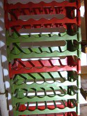 Weinregal 13 Stück stapelbar Plastik